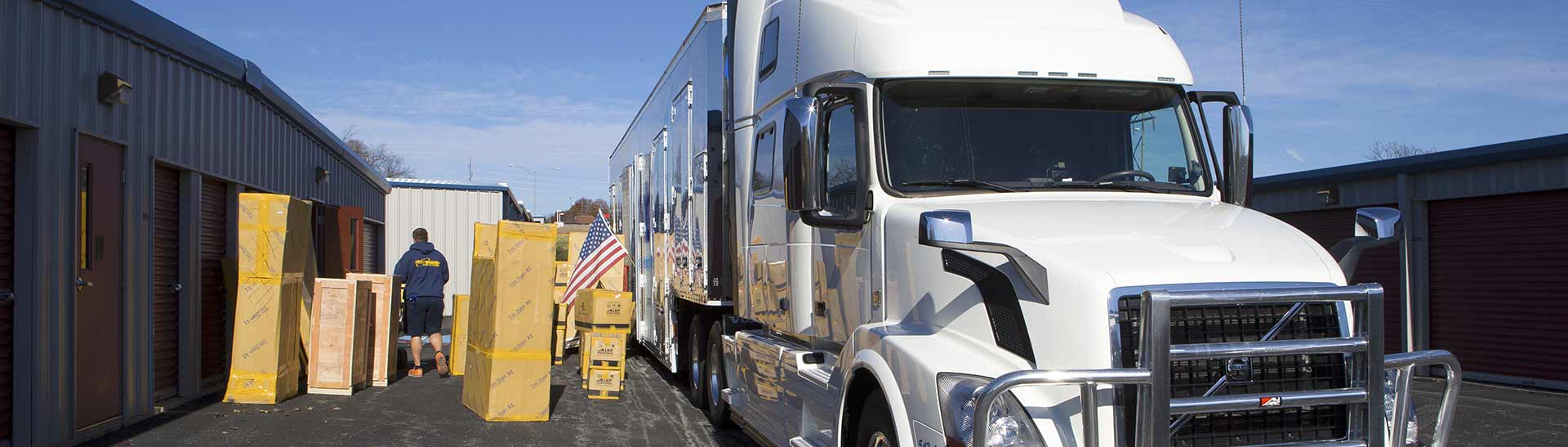 Lancaster Trucking Company, Trucking Services and Freight Forwarding Services